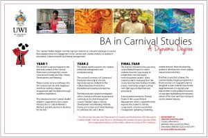 UWI Carnival Studies Unit
