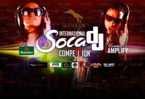 International Soca DJ Comp 2016