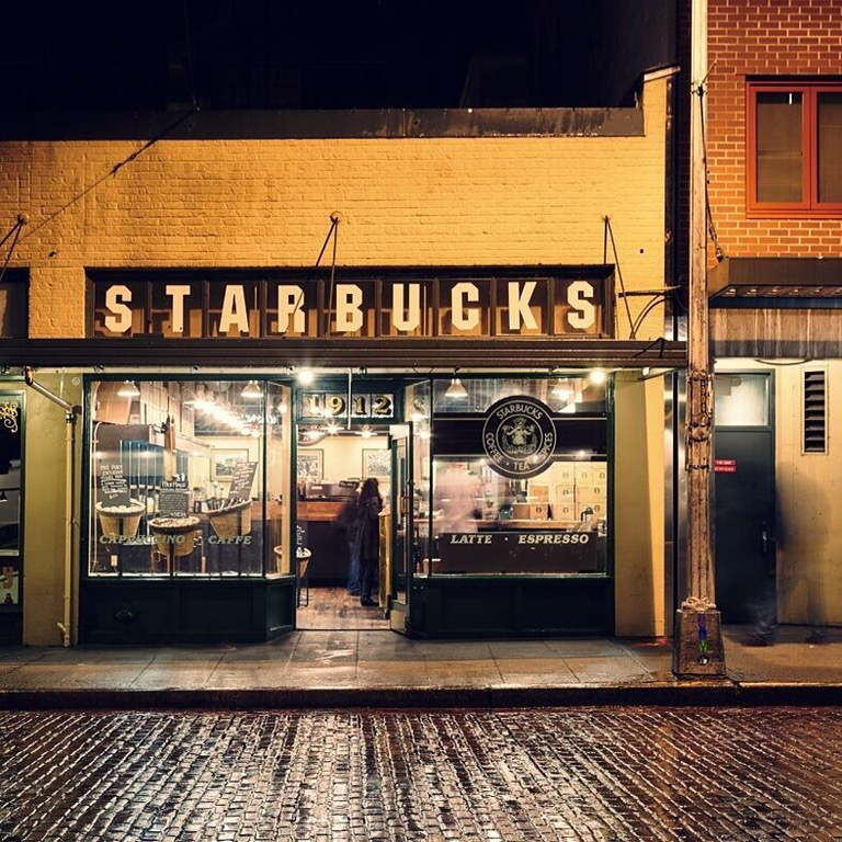 Starbucks Trinidad