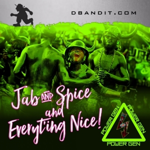 Jab and Spice and everything Nice 2016 - D'Bandit