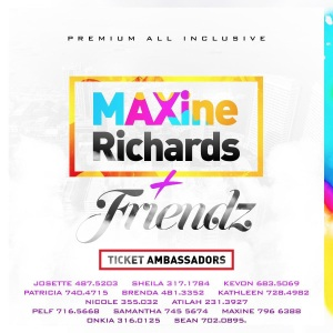 maxine-richards-friends-all-inclusive-tickets