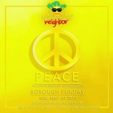 Mawnin Neighbor Peace Borough Day 2017